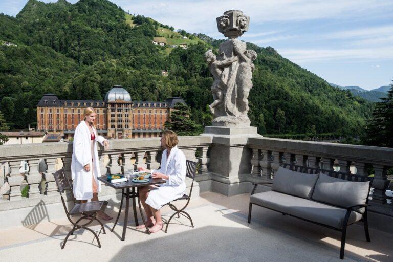 Alce Nero porta il bio lunch nei QC Terme Spas and Resorts